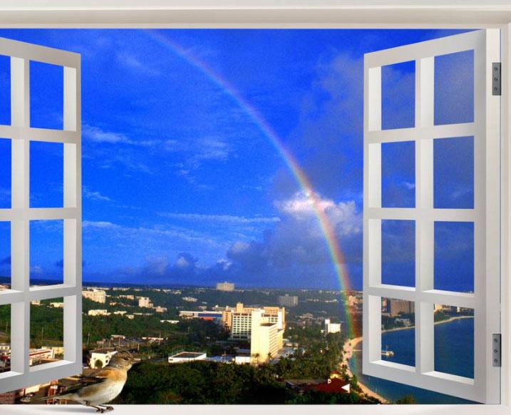 门窗节能的方式——选用合适的窗框材料,降低热量传导